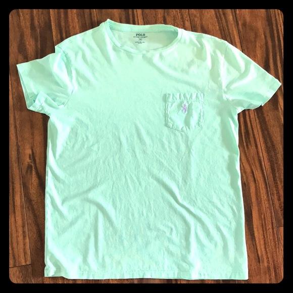 T 38578 Ralph Lauren Green B05b6 Denmark Shirt wnP0kX8O